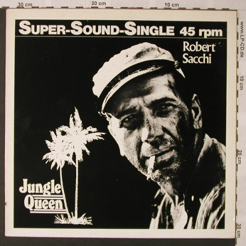 Sacchi,Robert: Jungle Queen+1, co, Splash/Blow Up(INT 125.509), D, 1982 - 12inch - E9984 - 2,50 Euro