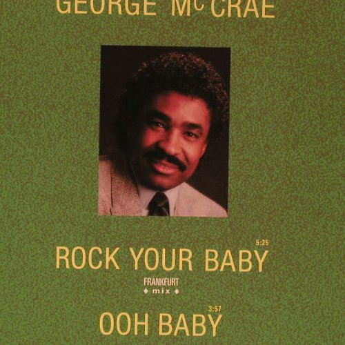 Mc Crae,George: Rock Your Baby+1,Frankfurt Mix, Ariola(608 940-213), D, 1987 - 12inch - F1405 - 4,00 Euro