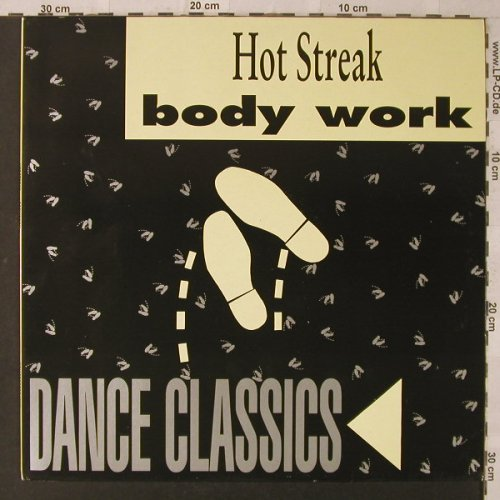 Hot Streak: Body Work*3, BCM(12755), D,  - 12inch - F1916 - 4,00 Euro