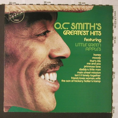 Smith,O.C.: Greatest Hits, Embassy(EMB 31104), NL, 1970 - LP - F201 - 6,50 Euro