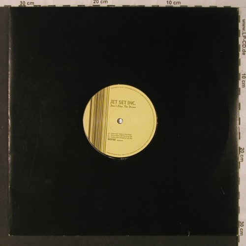 Jet Set Inc.: Don't Stop The Dance*3, LC, Playground(Jet001), , 2006 - 12inch - F2193 - 4,00 Euro