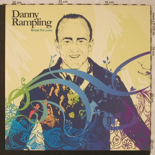 Rampling,Danny: In the House-Break for Love, ITH(RAMP01LP), UK, 2005 - 2LP - F2313 - 12,50 Euro
