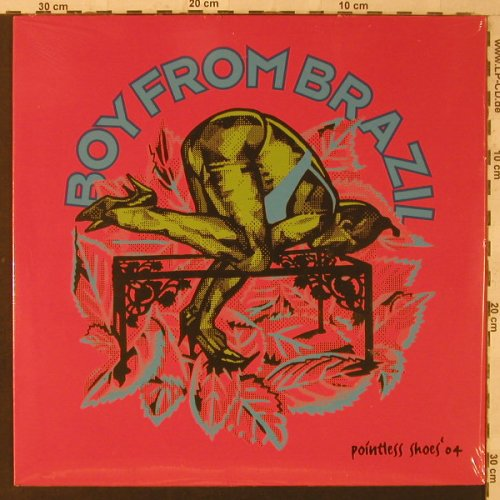 Boy from Brazil: Pointless Shoes, TransSolar(SOL 024), , 2004 - LP - F2376 - 12,50 Euro