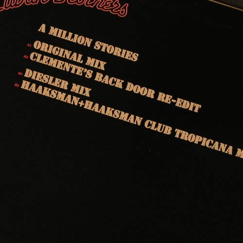 Cuban Brothers: A Million Stories, Sunday Best(sbest32), , 2006 - 12inch - F2485 - 5,00 Euro