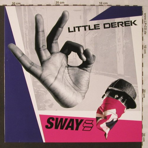 Sway: Little Derek, All City Music(ACM0017), , 2006 - 12inch - F2487 - 4,00 Euro