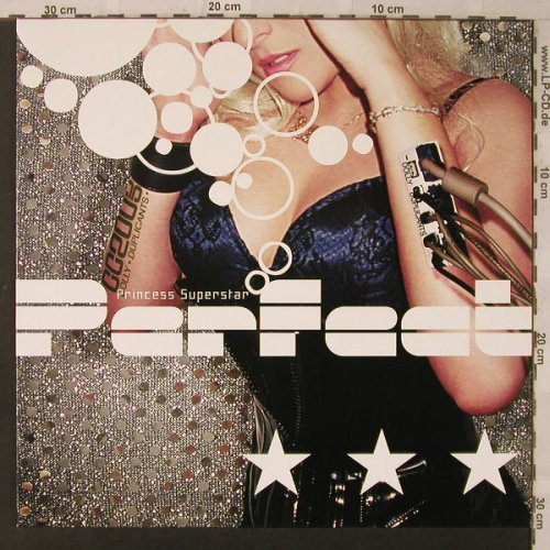 Princess Superstar: Perfect *5, K7(7189EP), F,  - 12inch - F2503 - 4,00 Euro