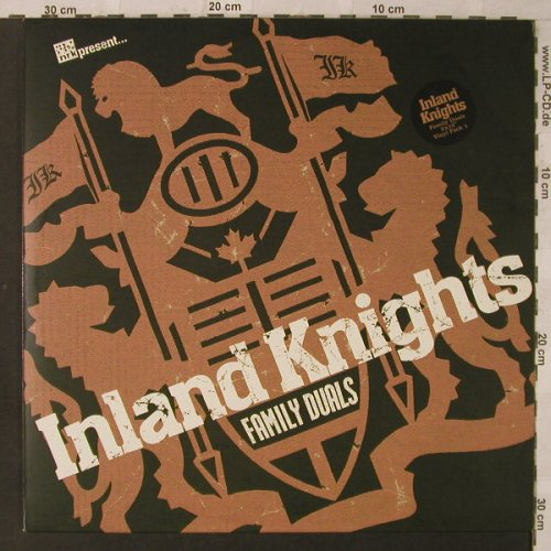 "Inland Knights - V.A.: Family Duals, 2020 Vision(NRKLP019A), , 2005 - 12""*2 - F2525 - 10,00 Euro"