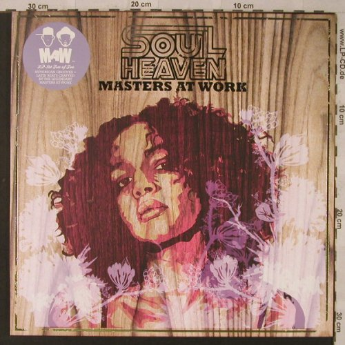 V.A.Masters at Work: Soul Heaven pres. Part 1, Foc, Soul Heaven Rec.(SOULH03LP2), , 2006 - 2LP - F2564 - 12,50 Euro