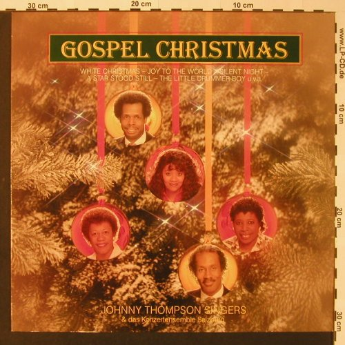 Thompson Singers,Johnny: Gospel Christmas, High Grade(43 893 7), CH, 1986 - LP - F2575 - 5,50 Euro