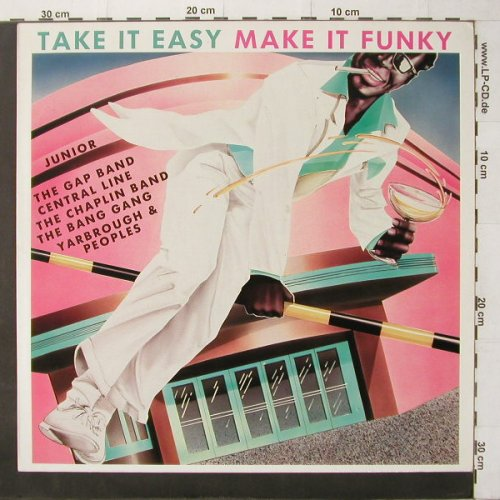V.A.Take It Easy: Make It Funk, 6 Tr., Mercury(811 376-1), D,  - LP - F345 - 4,00 Euro