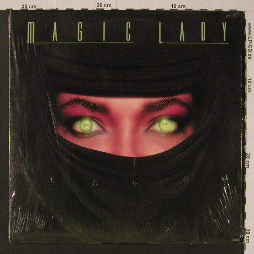 Magic Lady: Same, Motown(6252ML), US, 1988 - LP - F3720 - 7,50 Euro