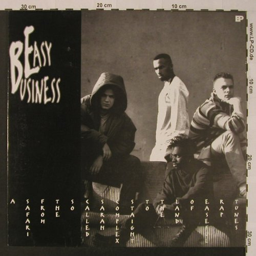 Easy Business: Asftscscsttloert, EP, Container(CR 07), D, 1992 - 12inch - F3814 - 3,00 Euro