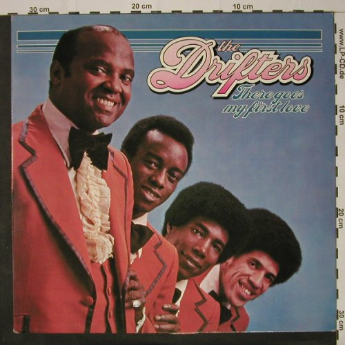 Drifters: There Goes My First Love, Bell(C 062-97 305), D, 1975 - LP - F4143 - 5,00 Euro