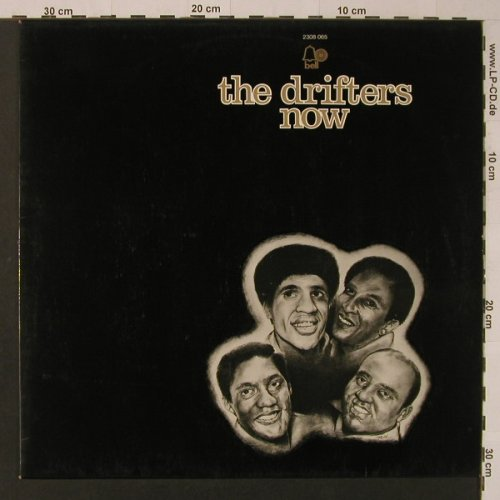 Drifters: Now, Bell(2308 065), D, 1973 - LP - F4144 - 7,50 Euro