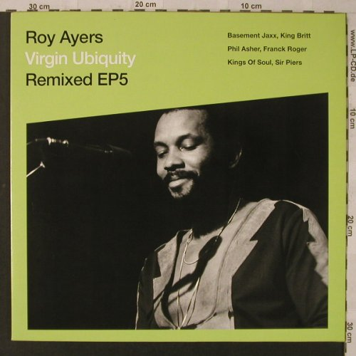 Ayers,Roy / Virgin Ubiquity: Remixed EP5, bbe(RR0052EP), D, 2006 - 2LP - F4439 - 10,00 Euro