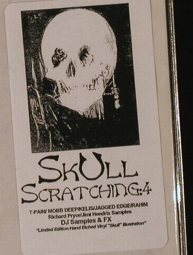 V.A.Skull: Scratching:4, DJ Sample & FX(), ,  - LP - F4856 - 6,00 Euro