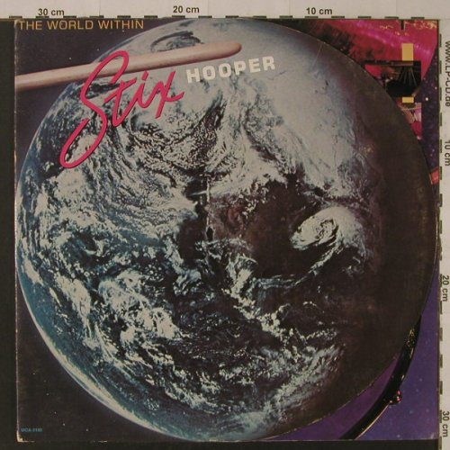 Hooper,Stix: The World Within, Foc, stoc, co, MCA(MCA-3180), US, 1979 - LPgx - F5382 - 5,00 Euro