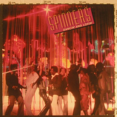 Spinners: Dancin' And Lovin', Atlantic(), D, 1979 - LP - F5907 - 6,00 Euro