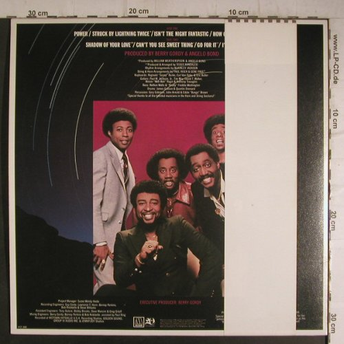 Temptations: Power, Motown(VIP-6729), J,  - LP - F7055 - 12,50 Euro