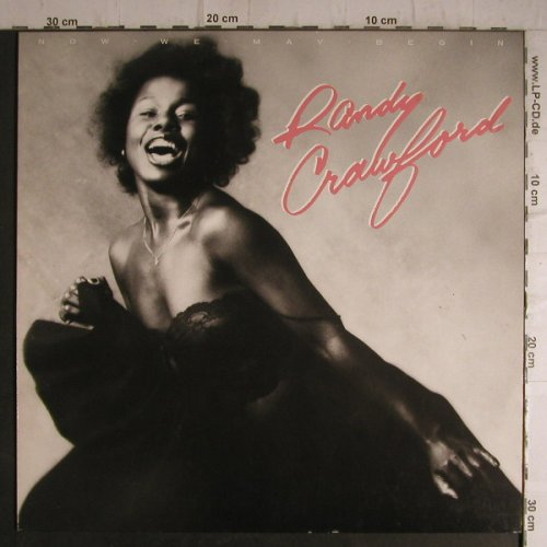 Crawford,Randy: Now We May Begin, WB(WB 56 791), D, 1980 - LP - F7308 - 6,00 Euro