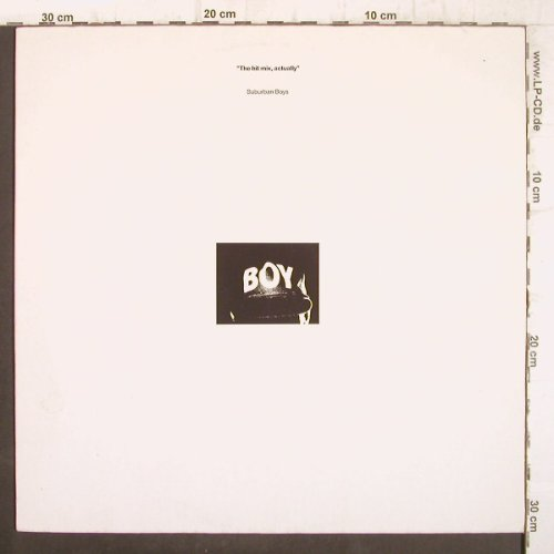 Suburban Boys: The Hit Mix, actually, BCM(B.C.12-2084-40), D,  - 12inch - F8872 - 4,00 Euro