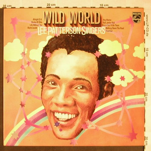 Patterson Singers,Lee: Wild World, Philips(6305 138), D, 1972 - LP - F9822 - 6,00 Euro