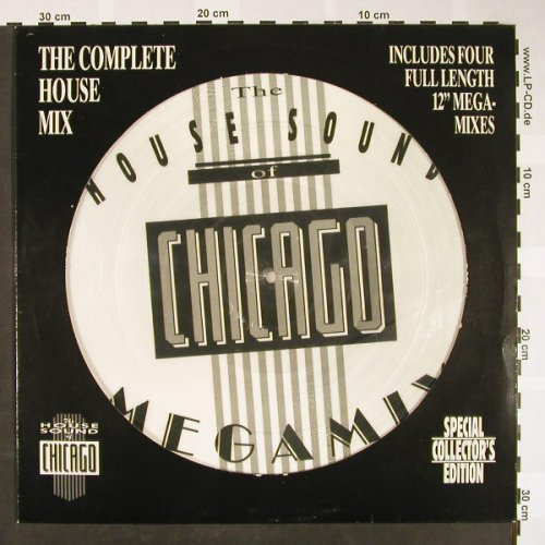 V.A.The House Sound: Chicago Trax Picture Disc, BCM(B.C.33-2044-45), D,  - PLP - H1605 - 7,50 Euro