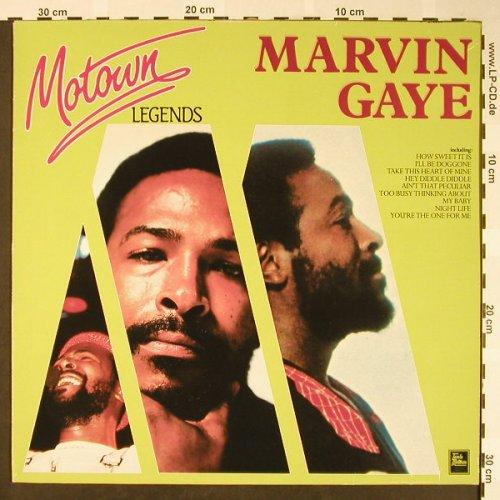 marvin gaye behind the legend