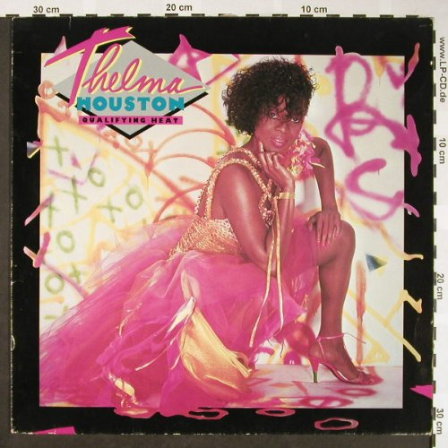 Houston,Thelma: Qualifying Heat, MCA(251 620-1), D, 1984 - LP - H1705 - 5,00 Euro