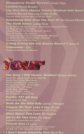 V.A.Get On This!!!: 30 Dance Hits,Vol.1,Snap...BlackBox, Telstar(STAR 2420), UK, Foc, 1990 - 2LP - H1716 - 7,50 Euro