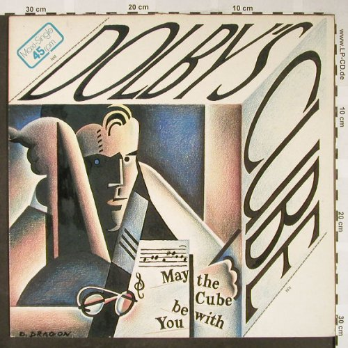 Dolby's Cube: May The Cube Be With You+1, Parlophone(20 0724 6), D, 1985 - 12inch - H1801 - 4,00 Euro