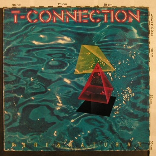T-Connection: Pure & Natural, m/vg+, Capitol(ST-12191), D, 1982 - LP - H2808 - 5,00 Euro