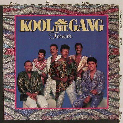 Kool & The Gang: Forever, Metronome(830 398-1), D, 1986 - LP - H2830 - 5,50 Euro