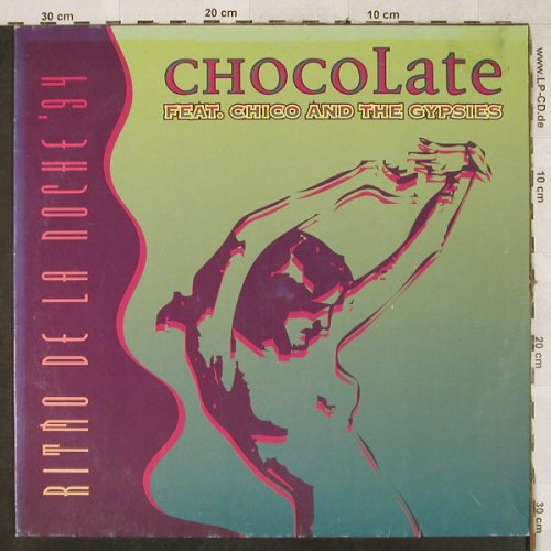 Chocolate f Chico and the Gypsies: Ritmo De La Noche'94 *2+1, EastWest(4509-97247-0), D, 1994 - 12inch - H3555 - 3,00 Euro