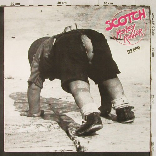 Scotch: Money Runner+1, ZYX(5592), D, 1987 - 12inch - H3561 - 3,00 Euro