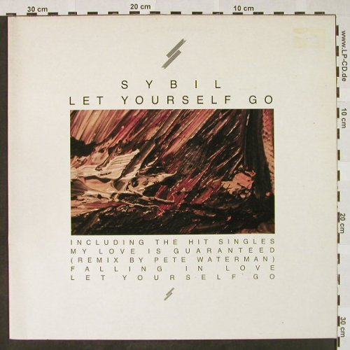 Sybil: Let Yourself go, Bellaphon(260 07 099), D, 1987 - LP - H4416 - 5,50 Euro