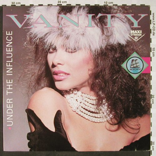 Vanity: Under The Influence*3 / Wild Animal, Motown(ZT 40610), D, 1986 - 12inch - H4428 - 4,00 Euro