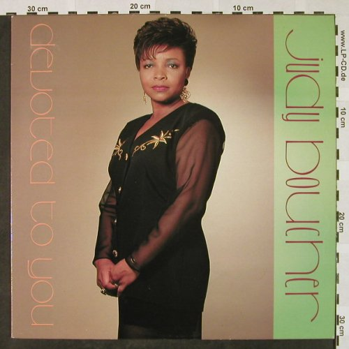 Boucher,Judy: Devoted To You, vg+/m-, Kufe Records(KU 106 LP), ,  - LP - H4473 - 5,00 Euro