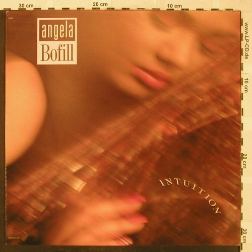 Bofill,Angela: Intuition, Capitol(C1-48335), US, 1988 - LP - H5178 - 6,00 Euro