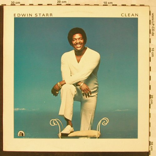 Starr,Edwin: Clean, 20th Century Fox(6370 281), D, 1978 - LP - H5195 - 6,00 Euro