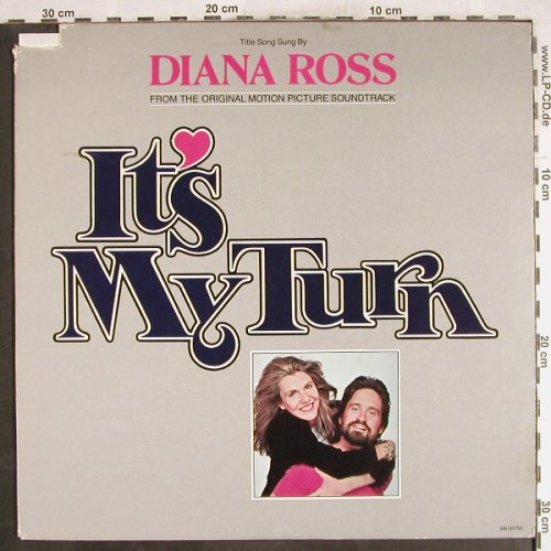 Ross,Diana: It's my Turn, OST, m-/VG-, Motown(M8-947M1), US, 1980 - LP - H7320 - 5,00 Euro