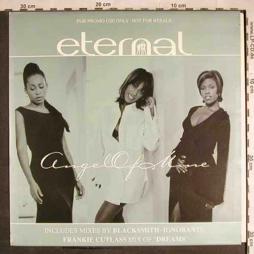 Eternal: Angel of Mine*2/Dreams, Promo, EMI(12EMDJ 493), D, 1997 - 12inch - H8204 - 4,00 Euro
