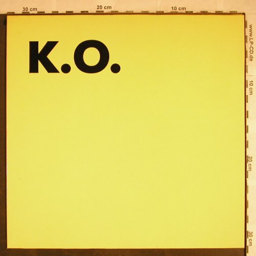 K.O.: Entzückend*2 / Banane, Magic Cube(860668), D, 1988 - 12inch - H8435 - 3,00 Euro