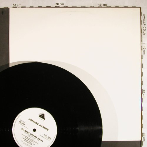 Jackson,Jermaine: Do What You Do/ 5Tr. Mega-Mix, Arista(ARIST 32609), , 1985 - 12inch - H8604 - 3,00 Euro