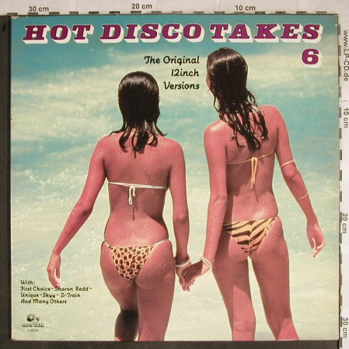 "V.A.Hot Disco Takes Vol.6: Original 12"" Versions, Foc, Ramshorn(RHR 2-6013), NL, 1983 - 2LP - H8659 - 7,50 Euro"