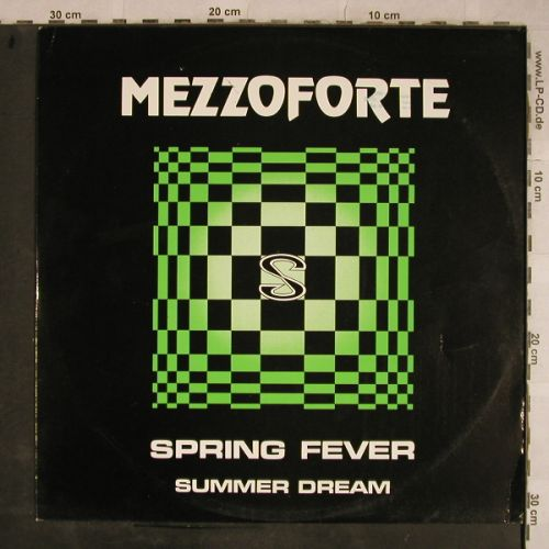 Mezzoforte: Spring Fever / Summer Dream, Steinar Records(STE 1220), , 1984 - 12inch - H9615 - 3,00 Euro
