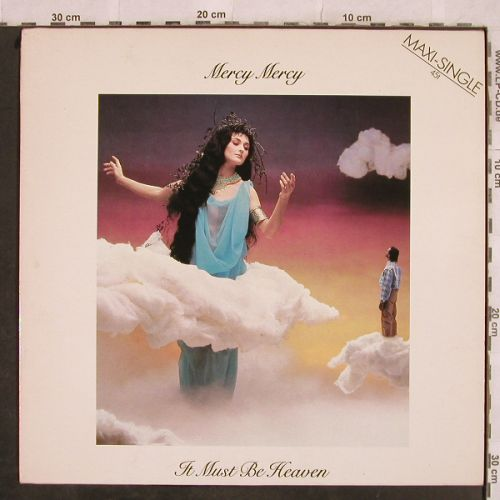 Mercy Mercy: It must be Heaven *2, Island(601 566-213), D, 1984 - 12inch - H9826 - 3,00 Euro