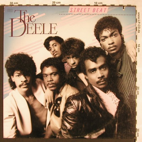 Deele: Street Beat, Solar(60285-1), US, Co, 1983 - LP - X1724 - 7,50 Euro