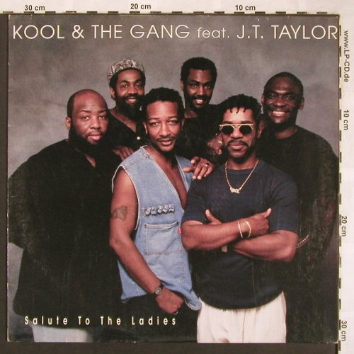 Kool & The Gang: Salute to the Ladies*4,f.J.T.Taylor, Edel/Curb(0078250CUR), D, 1996 - 12inch - X1732 - 4,00 Euro