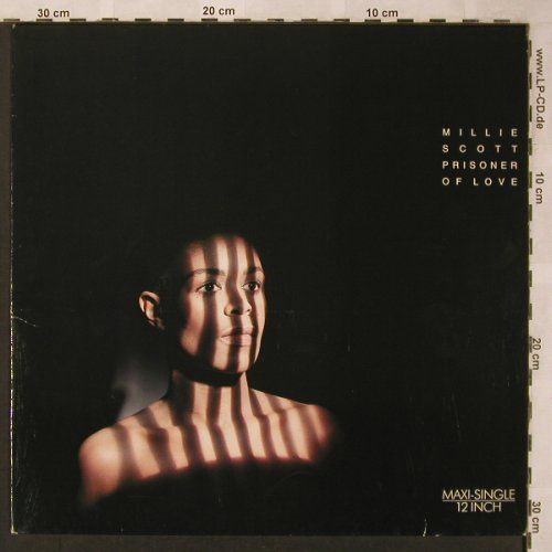 Scott,Millie: Prisoner Of Love *3 (dub/groove), Island(608082), D, 1986 - 12inch - X2086 - 3,00 Euro